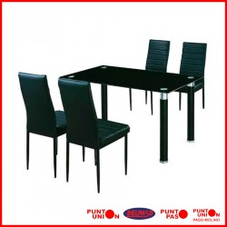 Comedor Avatar 4 sillas