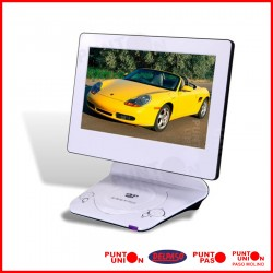 "Tv Normende 14"" LCD con DVD"