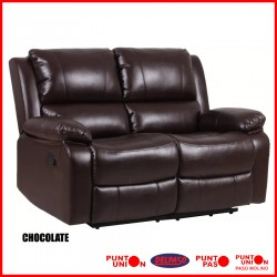 Sofa recliner 2 cuerpos