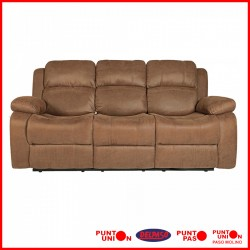 Sofa recliner 3 cuerpos
