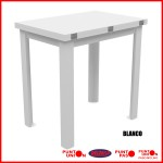 Mesa plegable en madera