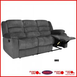 Sofa Recliner Toronto 3 cuerpos