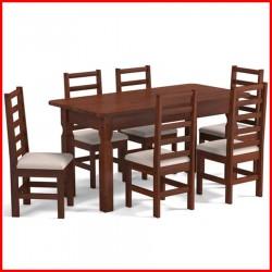 Comedor Paula 6 sillas