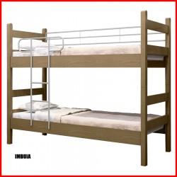 Cucheta con escalera y baranda - Perola