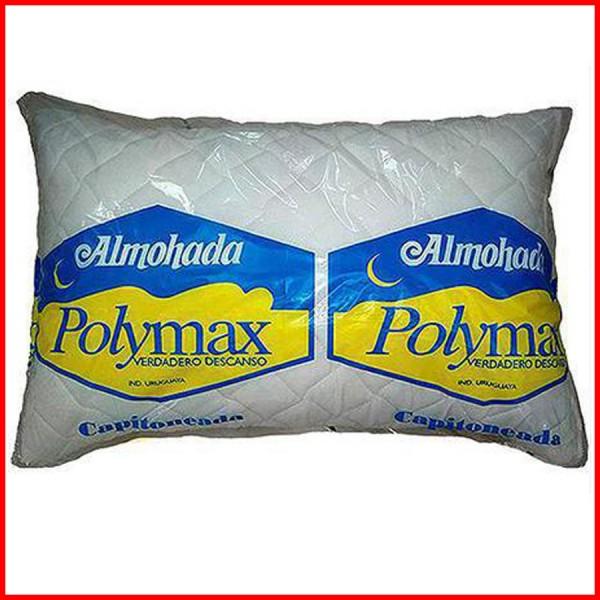 Almohada Polymax Capitoneada