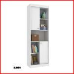 Biblioteca Estanteria 2 puertas - 2925