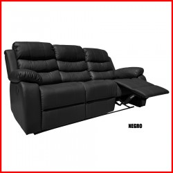 Sofa recliner Beverly 3 cuerpos