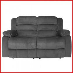 Sofa Recliner 2 cuerpos microfibra - Toronto