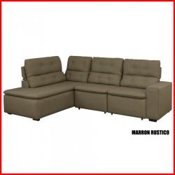Sofa esquinero retractil - Delli