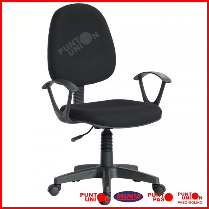 Silla de escritorio breta silla de escritorio with silla for Sillas giratorias para escritorio