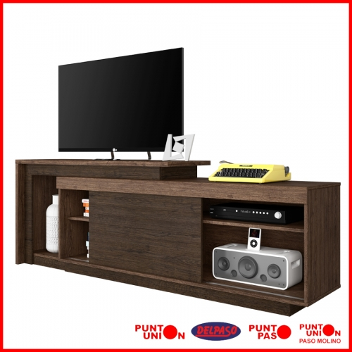 RACK PARA TV Y AUDIO - Rack Pegasus