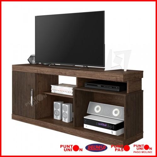 RACK PARA TV Y AUDIO - Rack Malibu