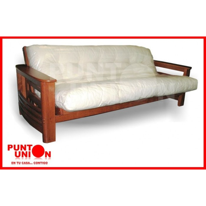 Pin sillones futones sofas camas ajilbabcom portal on for Sillon cama 2 plazas y media