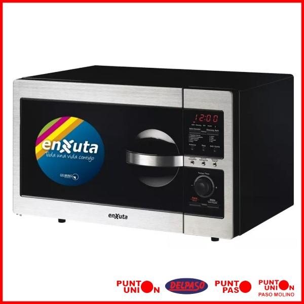 Microondas digital con grill