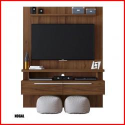 """Panel para Tv de hasta 60"""" - Caju"""