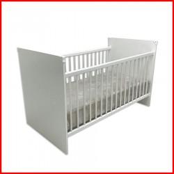 Cuna para bebe con parrilla regulable - 1001