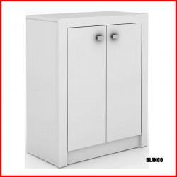 Armario 2 puertas  de oficina - 4103