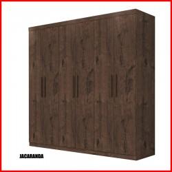 Placard 6 puertas - Evidence
